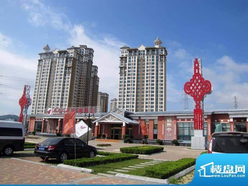 凤凰山庄销售中心实景拍摄20120829