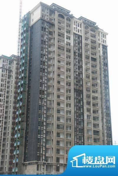 凤凰山庄工程进展20110720