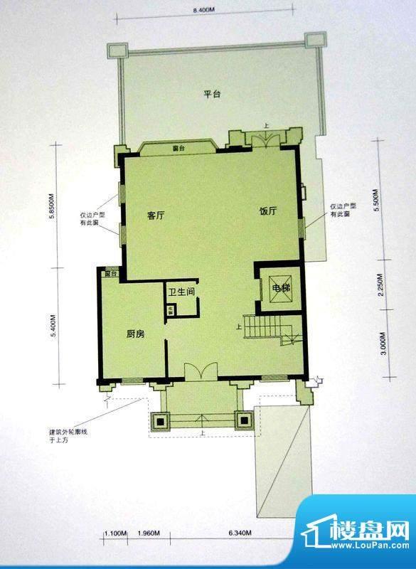 御湖名邸兰菁街2-24面积:230.00平米