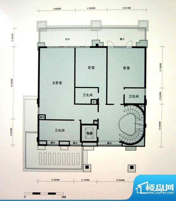 御湖名邸桃菁街3-27面积:530.00平米