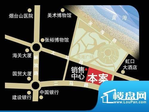天鸿凯旋城交通图