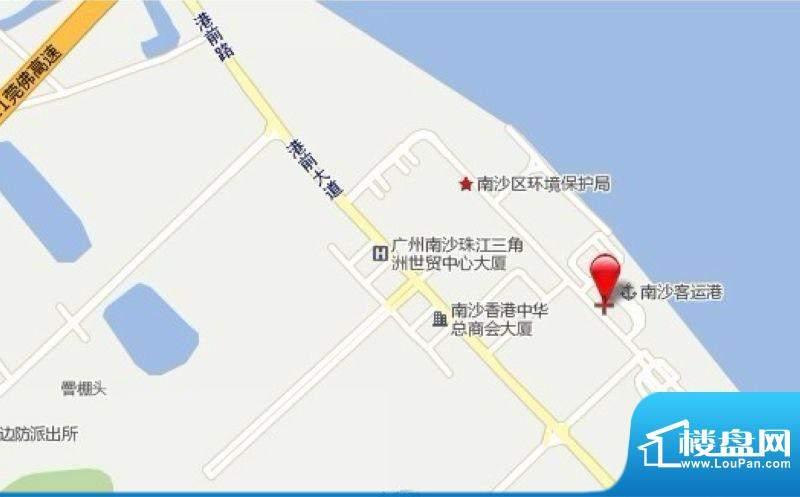 优山悦海交通图