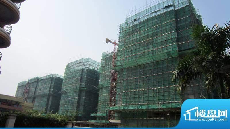 云峰花园四期项目外立面(2012.9.18)