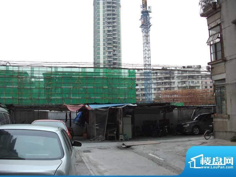 越秀·可逸锦苑项目东边(2012-2)
