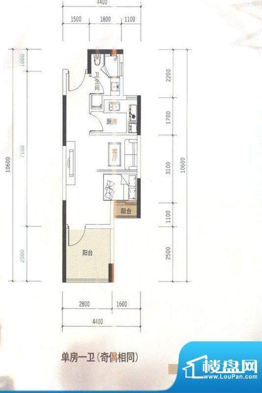 华盛君荟名庭2栋cde面积:0.00平米