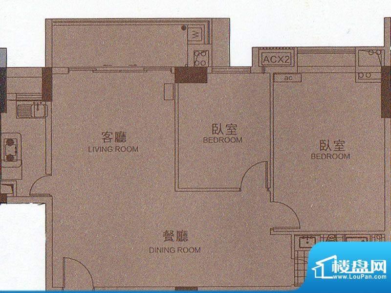 颐和四季CBD酒店B1栋面积:98.84平米