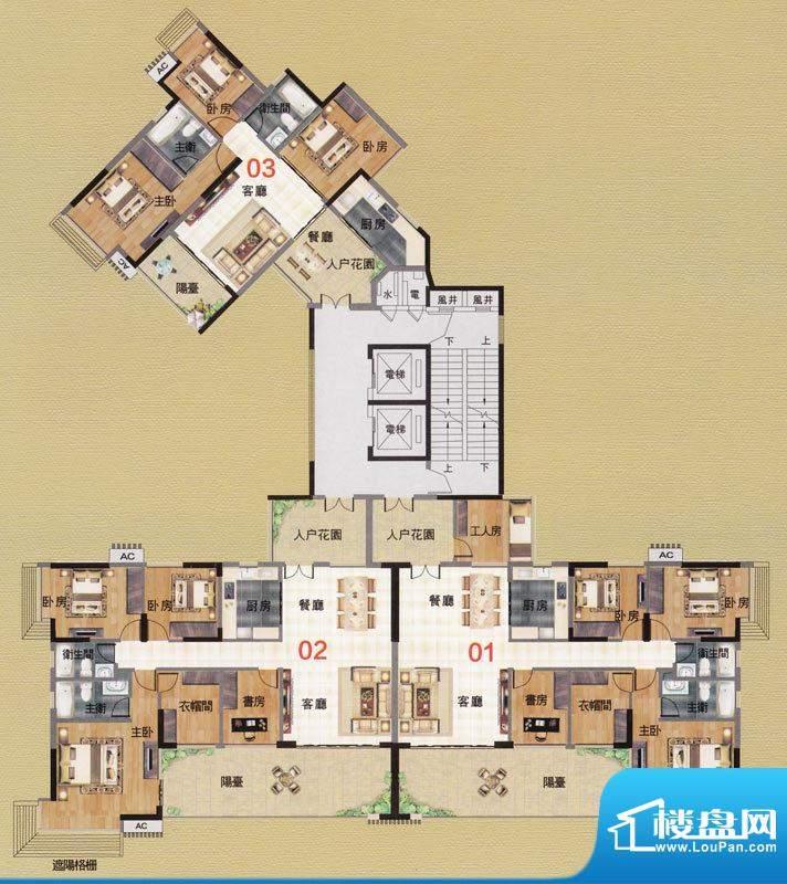 颐和盛世9号楼(和景面积:0.00平米