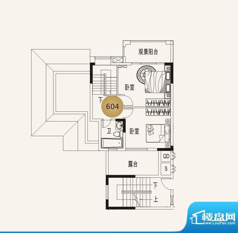 宜家水岸花园13幢7层面积:145.92平米