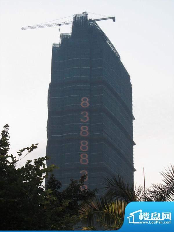 正佳东方国际公寓实景图