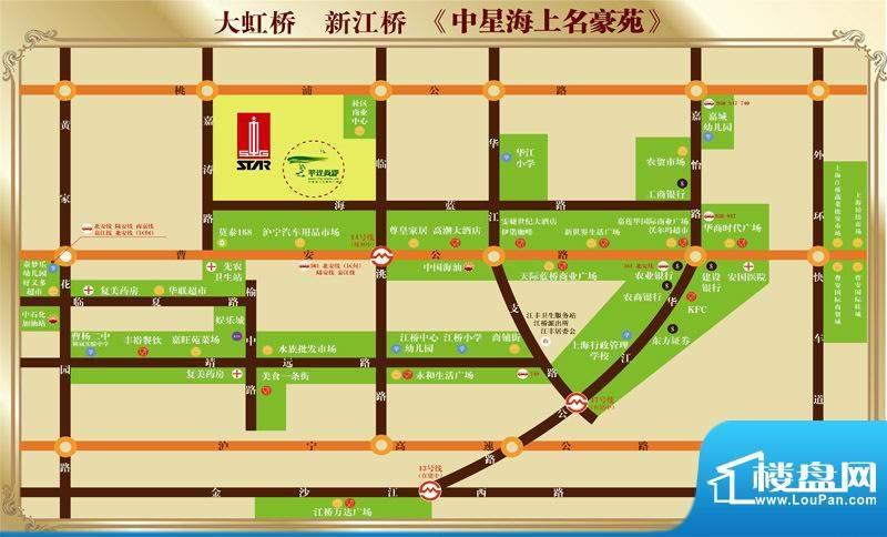 翠堤尚郡交通图