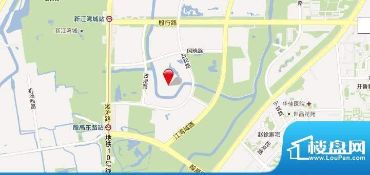 新江湾城D5地块效果图