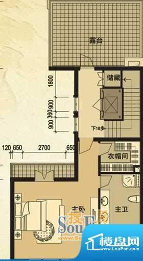 天马相城一期D2联排面积:76.15平米
