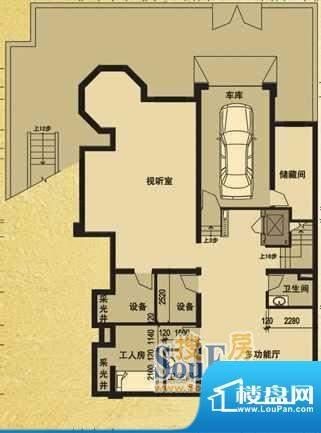 天马相城一期D1联排面积:172.93平米