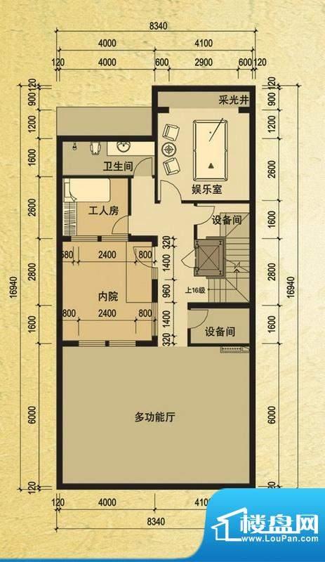 天马相城一期53号楼面积:550.33平米