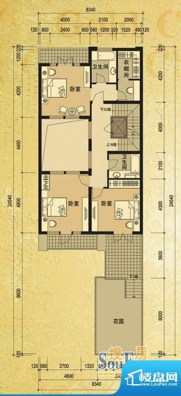 天马相城一期53号楼面积:103.71平米