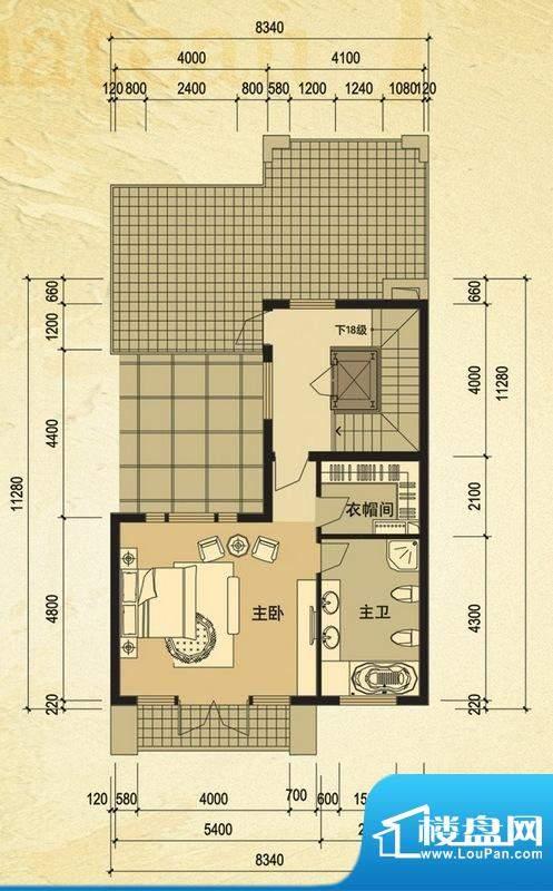 天马相城一期53号楼面积:104.33平米