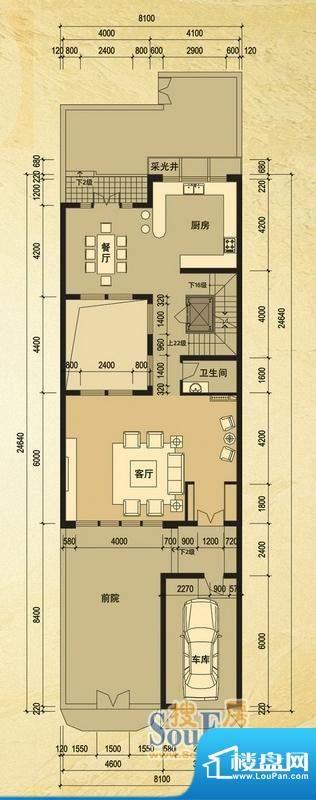 天马相城一期53号楼面积:166.76平米