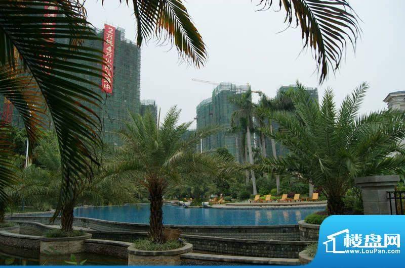 大朗碧桂园小区游泳池(2012-5-31)