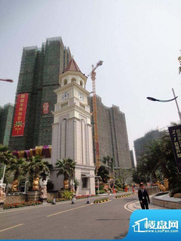 大朗碧桂园小区实景(2012-03-25)