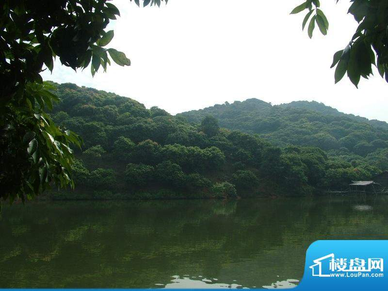 汇景御泉香山项目环境实景(2012-06)