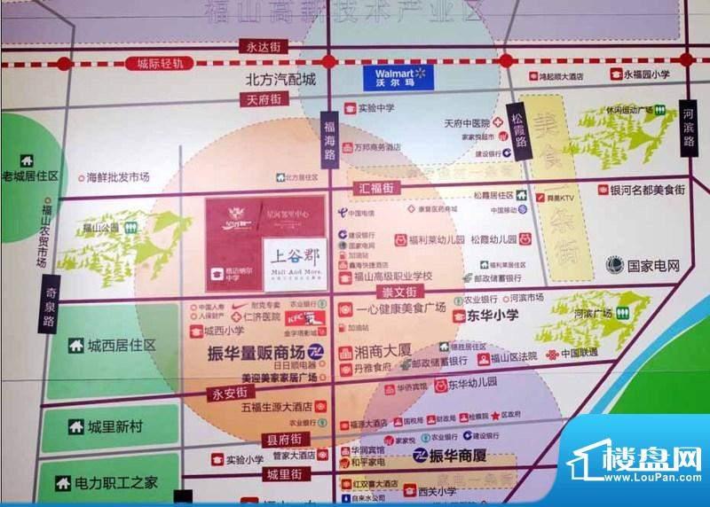 上谷郡交通图