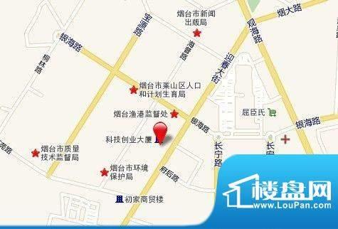 鲁信滨海新城交通图