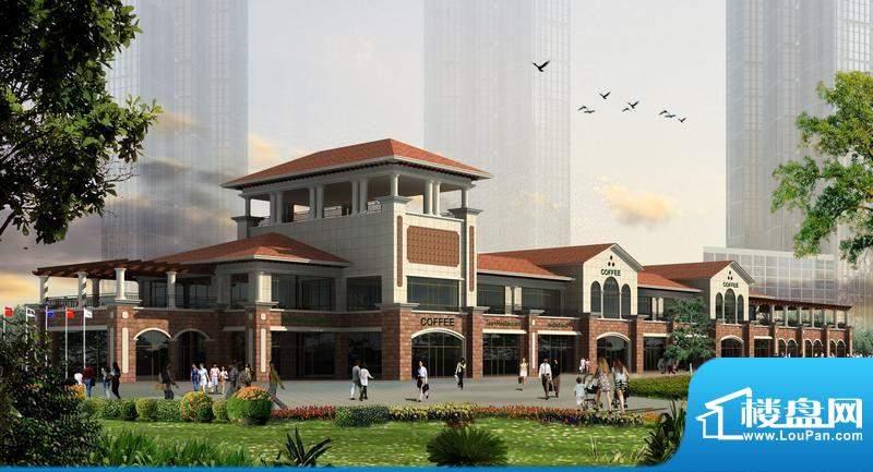鲁信滨海新城效果图