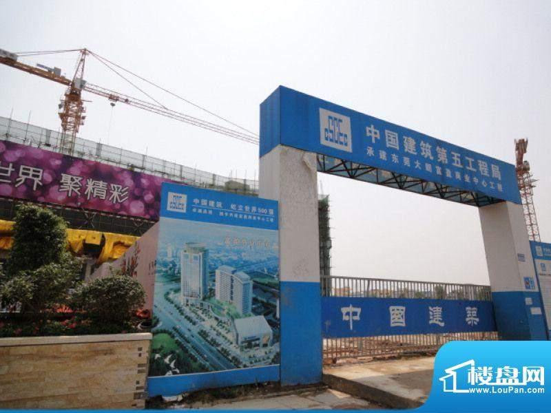 富盈花样年华项目施工地(2012-03-25)