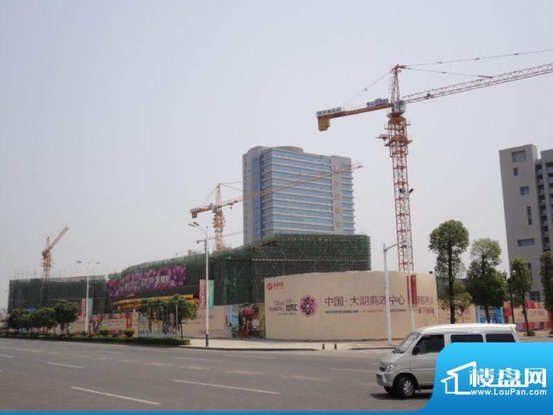 富盈花样年华项目在建整体外观(2012-0