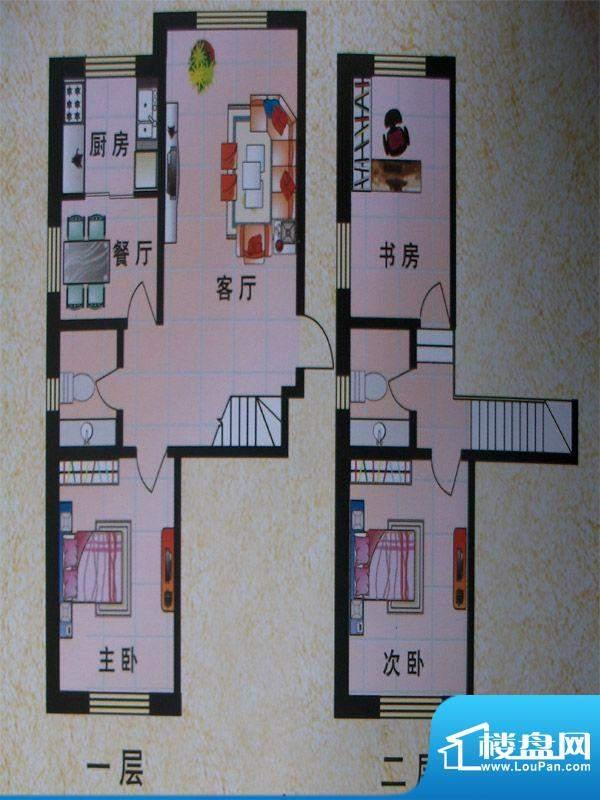 东城明珠1-2号楼2室面积:0.00m平米
