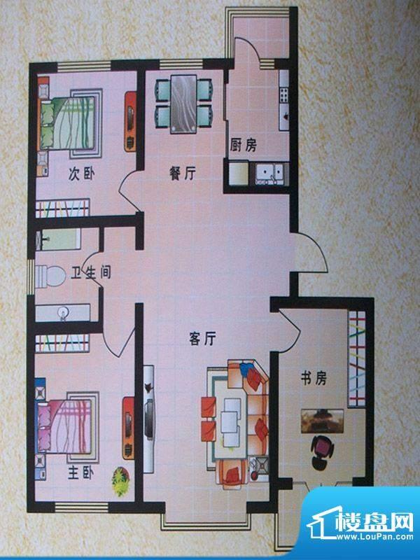 东城明珠1-1号楼2室面积:0.00m平米