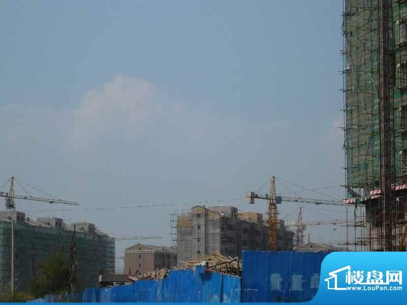 阳光嘉城二期外景图(20110828)