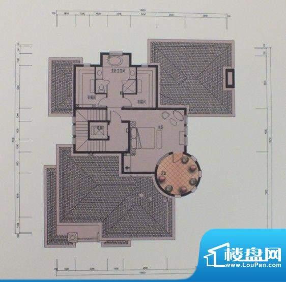 泰悦府S1三层户型图面积:0.00m平米