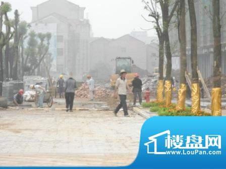 珠江·愉景新城小区实景(2012-6)
