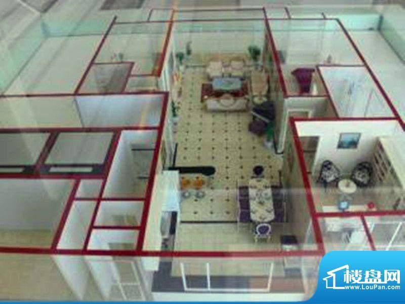 正东广场户型图2 1室面积:900.00m平米