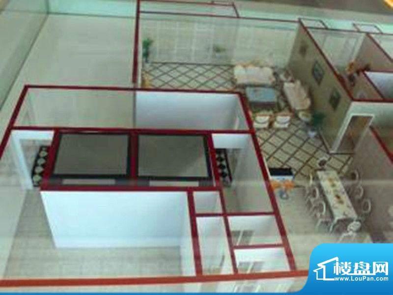 正东广场户型图3 1室面积:900.00m平米