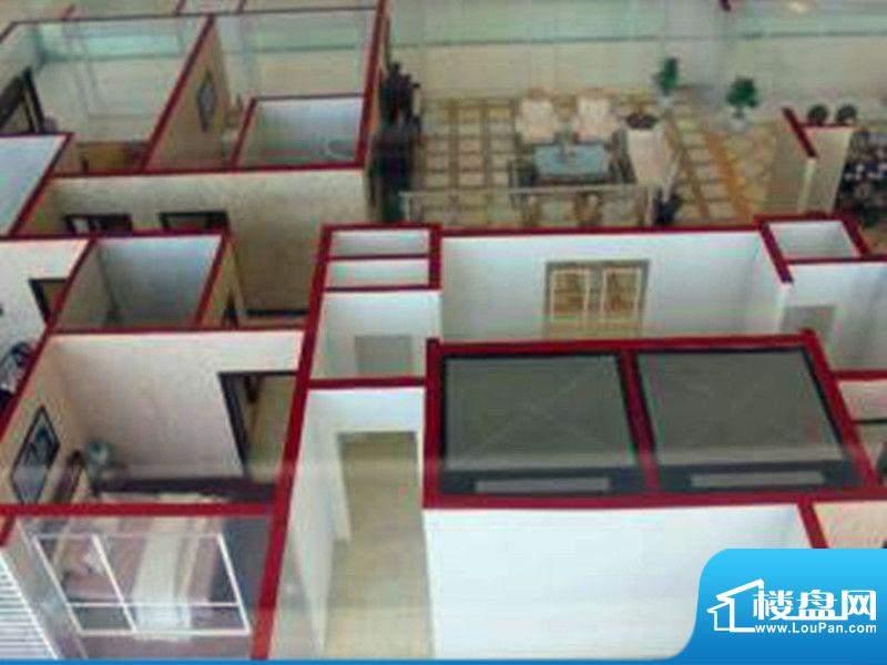 正东广场户型图4 1室面积:900.00m平米