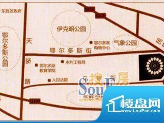 美珠花园交通图