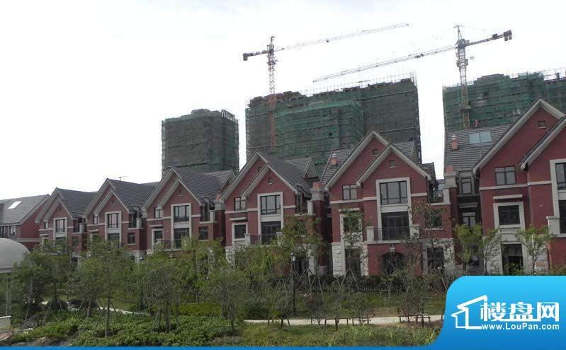 诺德上湖城外景图 (3)