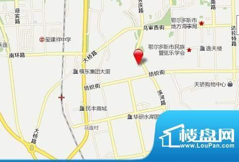 天誉丽景湾交通图