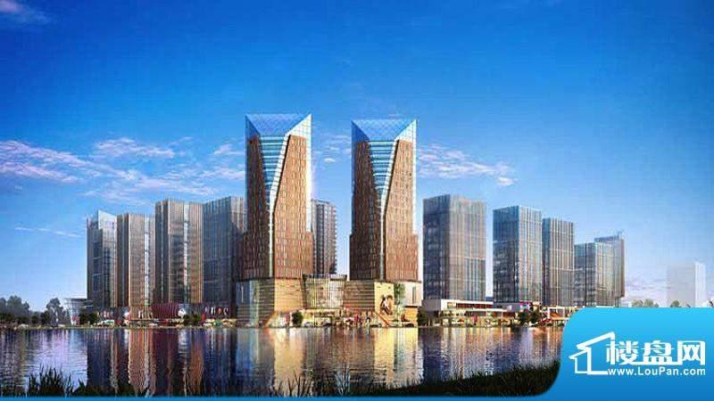 内大翡翠城实景图