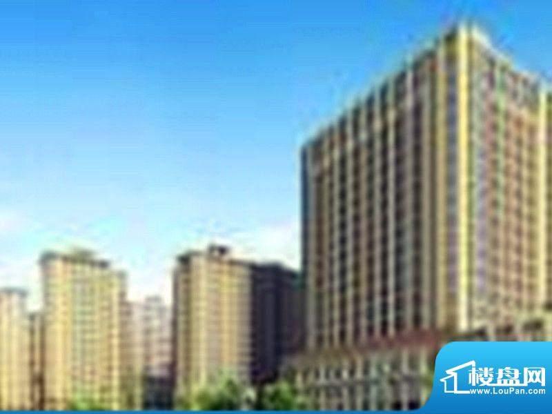 亿利城·滨河湾效果图