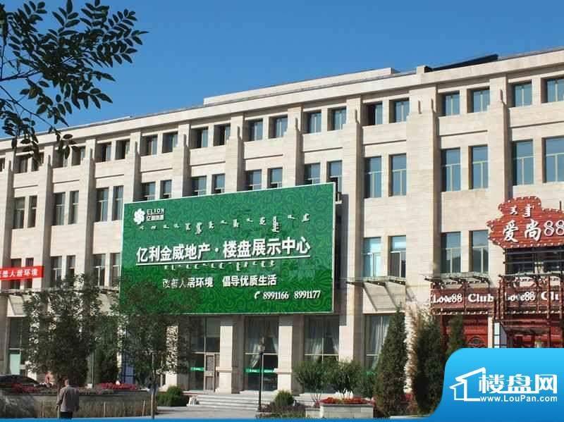 亿利城·滨河湾外景图2