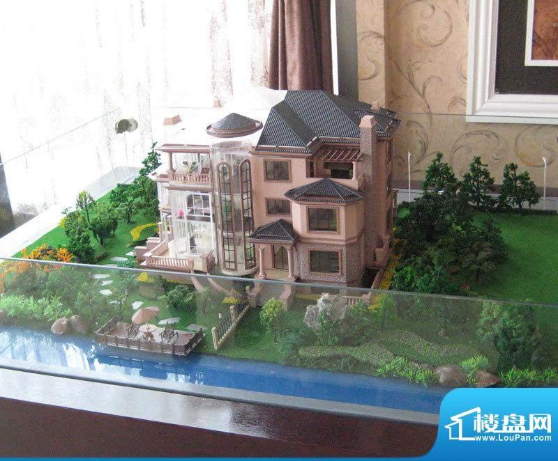 罗马风情城别墅实景图