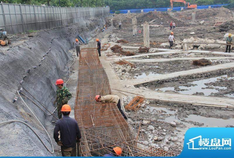 景鸿铭城项目工程进度(2012.09.07)