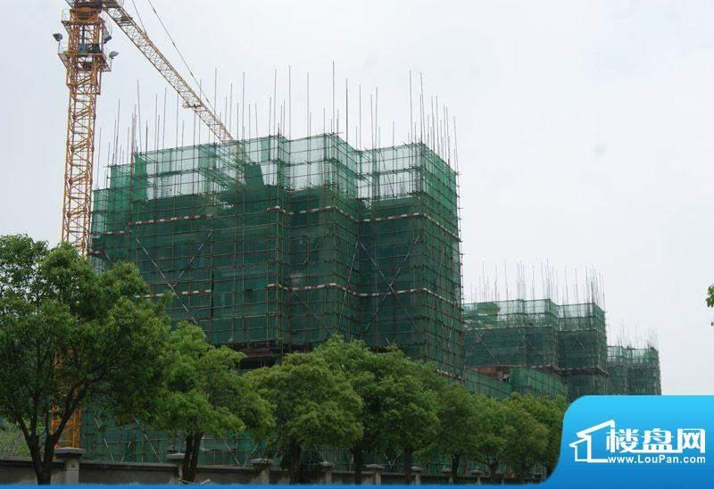恒大帝景4栋6栋8栋外景(2012-04-10)
