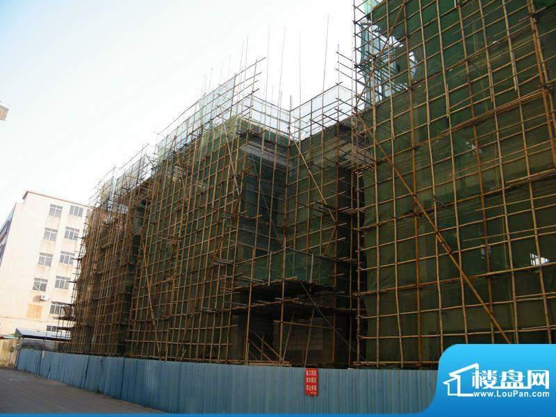 大步海滨花园三期别墅外景图(2010-12-
