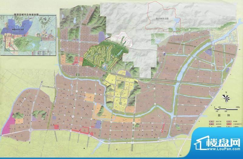 歌林小镇交通图