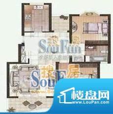 达鑫龙庭户型 3室2厅面积:0.00平米