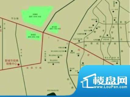 亿利城·新城市经典交通图
